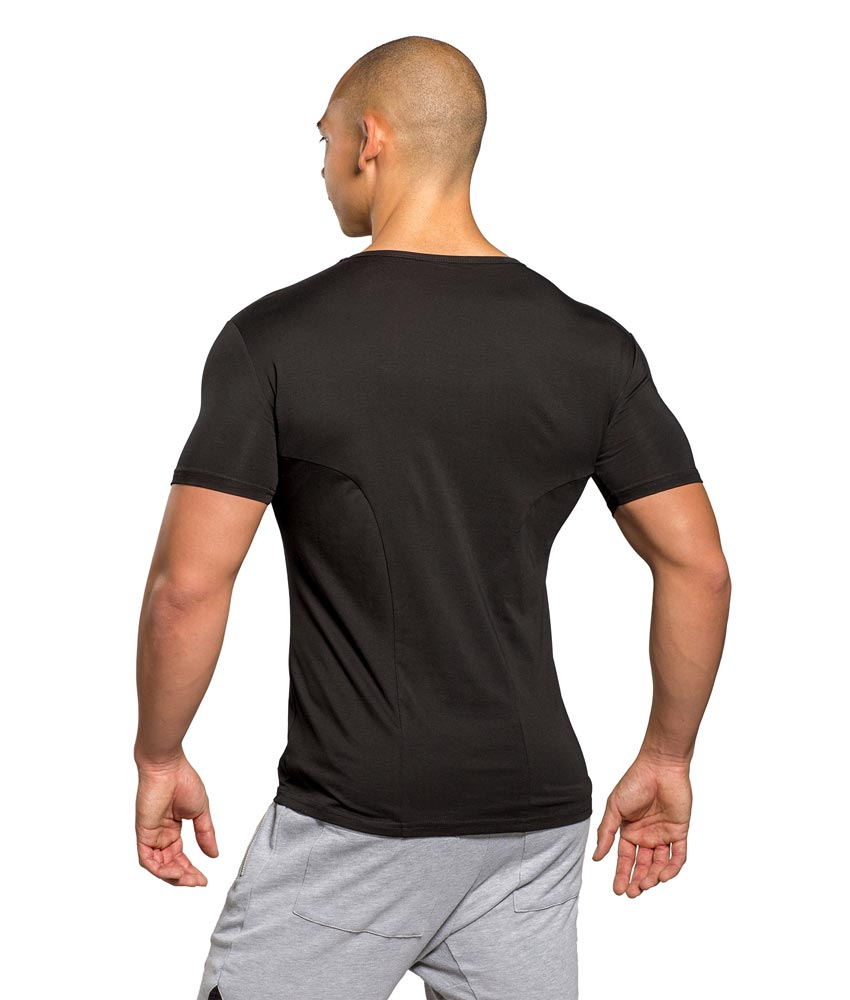 ONYX T-SHIRT sizes S M L XL XXL colours Black White